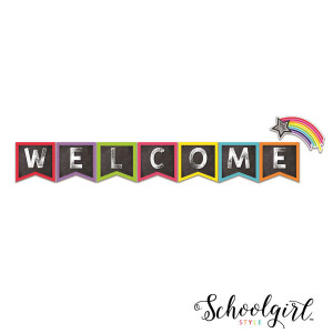 Star Welcome Bulletin Board