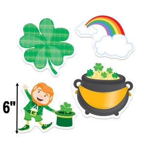 St Patrick's Day Cut-Outs