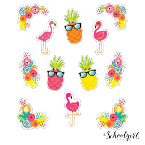 Simply Stylish Tropical Extra Large Cut-Outs