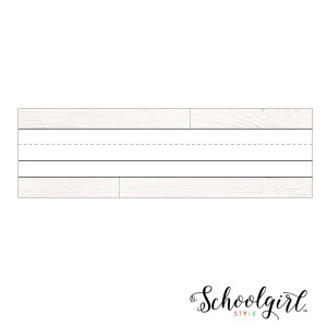 Industrial Chic Shiplap Nameplate