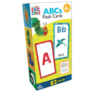 World of Eric Carle ABCs Flash Cards