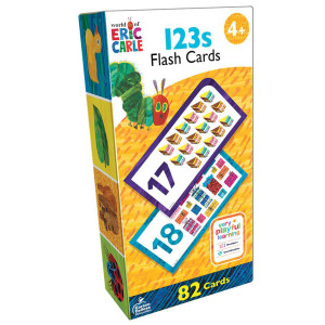 World of Eric Carle 123's Flash Cards