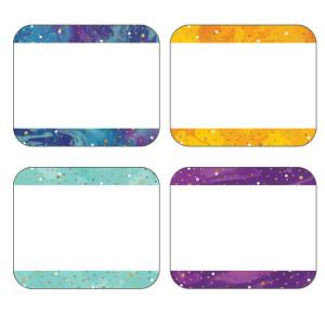Galaxy Nametags