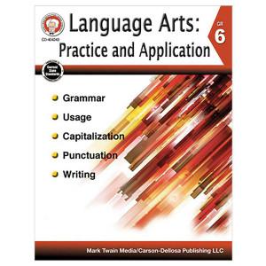 Language Arts Practice and Application-Grade 6