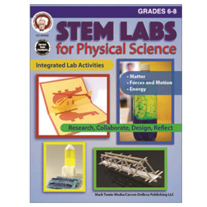 STEM Labs for Physical Science Grades 6-8