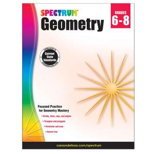 Spectrum Geometry Grades 6-8