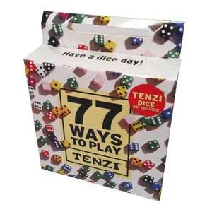 TENZI- 77 Ways to Play TENZI