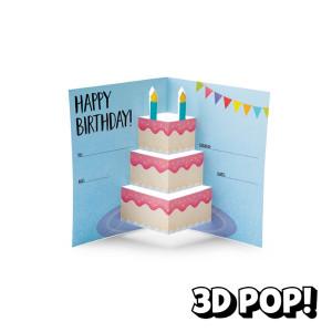 Pop It! Happy Birthday Small Award