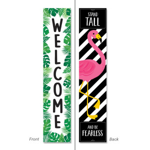 Palm Paradise Welcome Banner