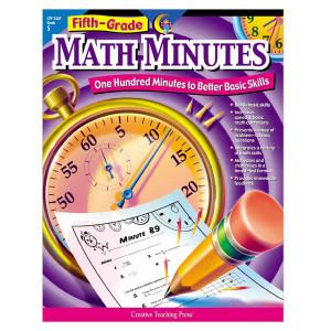 Math Minutes- Fifth Grade