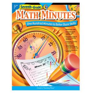 Math Minutes- Seventh Grade