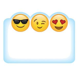 Emoji Fun Nametags