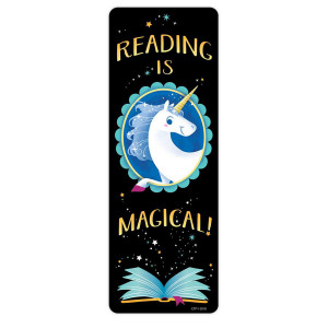 Unicorn Reading is Magical Bookmarks