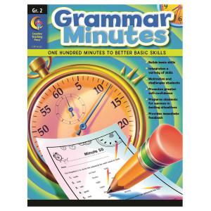 Grammar Minutes Book Grade 2