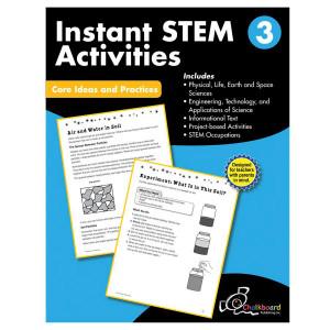 STEM Instant Activities Book-Grade 3