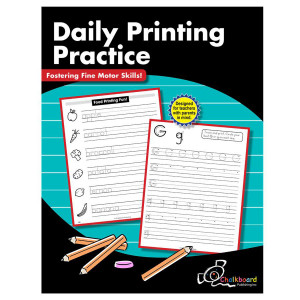 Daily Printing Practice Book