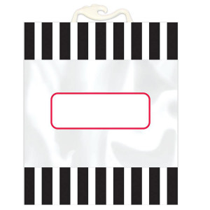 Bold Stripes Book Buddy Bags