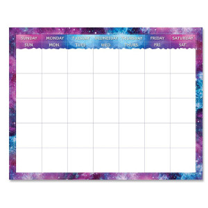 Mystical Magical Large Calendar Poster