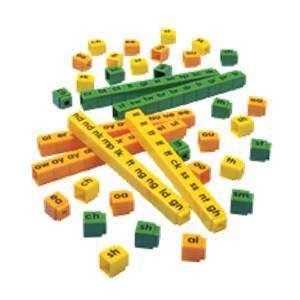 Unifix Blends Cubes Set