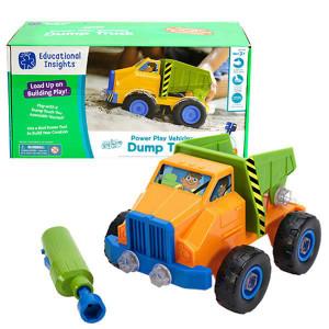 Design & Drill Dump Truck