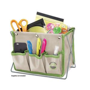 The Essential 3-Pocket Desk Organizer