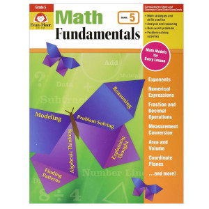 Math Fundamentals Book Gr 5