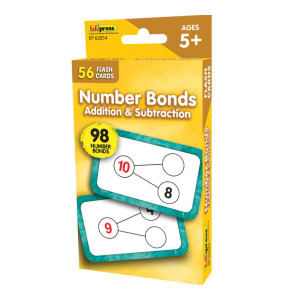 Number Bonds-Addition & Subtraction Flash Cards