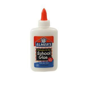 Elmer's Washable, No Run School Glue