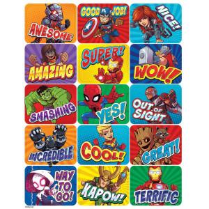 Marvel Super Hero Adventure Success Stickers