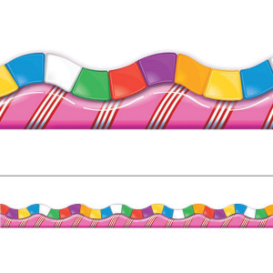 Candy Land Extra Wide Border