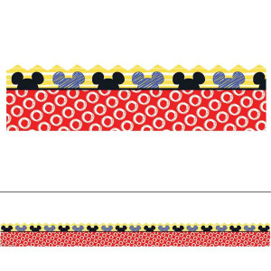 Mickey Color Pop Peek Border