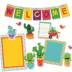 Sharp Bunch Welcome Bulletin Board