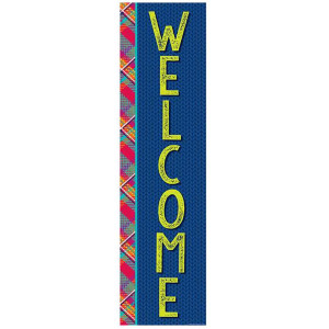 Plaid Attitude Welcome Banner