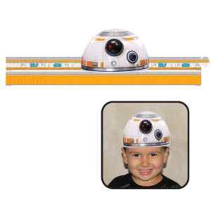 Star Wars BB-8 Wearable Hats