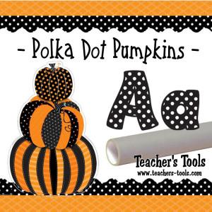 *Polka Dot Pumpkins Style Guide