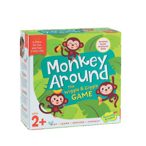 Monkey Around Game-The Wiggle & Giggle Game