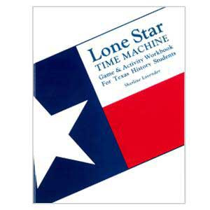 Lone Star Time- Texas Book