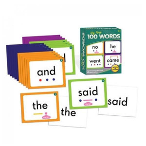 My First 100 Words Cards