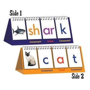 Spelling Flips-Flip Chart Stand