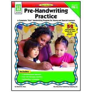 Pre-Handwriting Practice Book