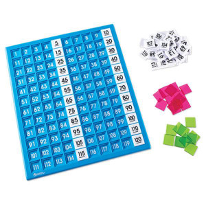120 Number Board