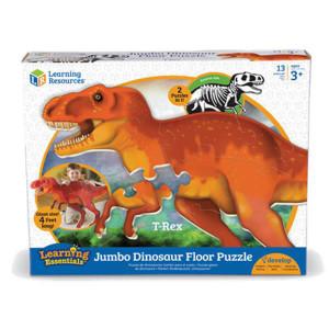 T-Rex Jumbo Dino Floor Puzzle