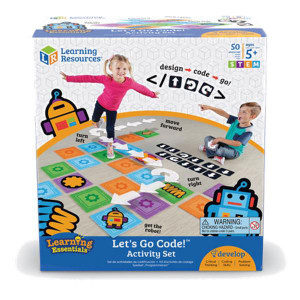 Let's Go Code! Activity Set