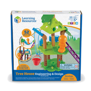 Treehouse Engineering & Design STEM Building Sets