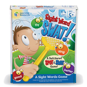 Sight Words Swat! A Sight Words Game