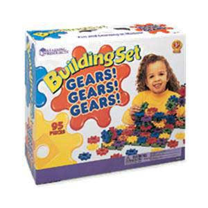 Gears Beginner Building Set