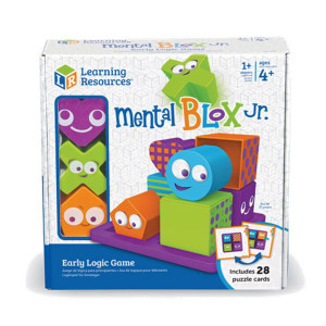 Mental Blox Jr Early Logic Game