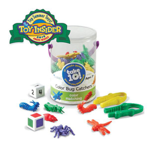 Take 10! Color Bug Catchers-Color Matching Game