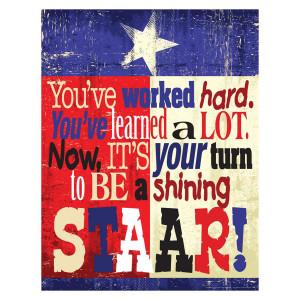STAAR Motivational Poster