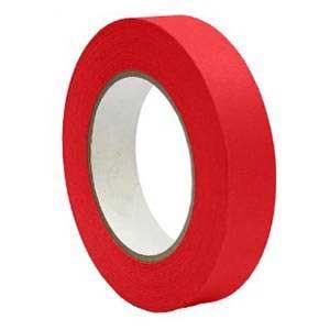 Red Masking Tape